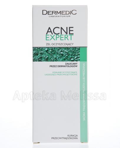 DERMEDIC ACNE EXPERT Żel oczyszczający - 150 ml - Apteka internetowa Melissa