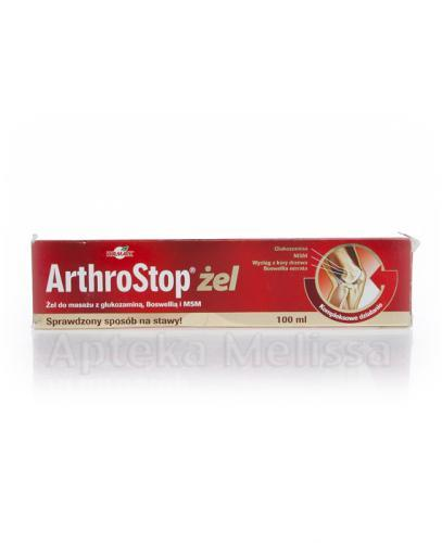 ARTHROSTOP Żel - 100 ml - Apteka internetowa Melissa