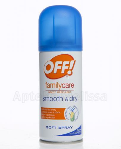 OFF Family Care Soft spray - 100 ml - Apteka internetowa Melissa