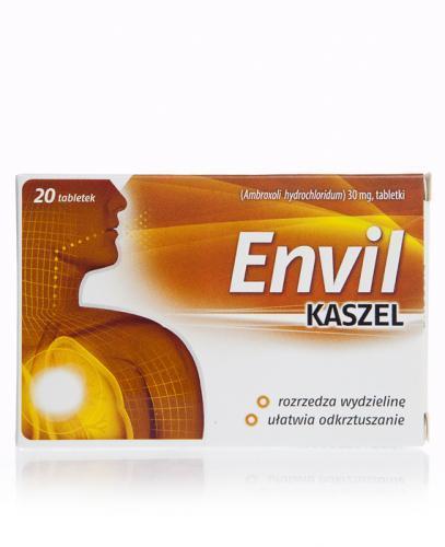 ENVIL KASZEL - 20 tabl. - Apteka internetowa Melissa