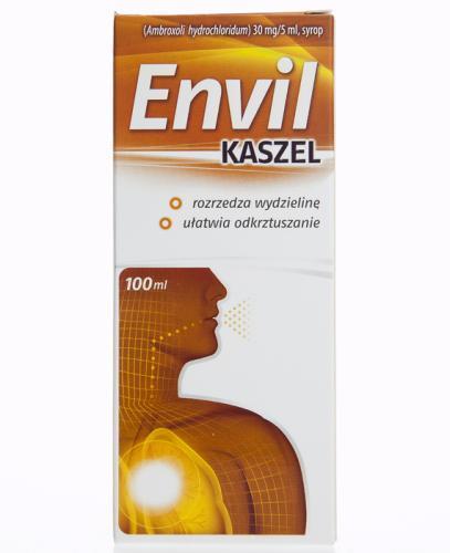 ENVIL KASZEL Syrop - 100 ml - Apteka internetowa Melissa