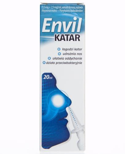 ENVIL KATAR Spray - 20 ml - Apteka internetowa Melissa