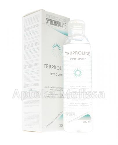 SYNCHROLINE TERPROLINE REMOVER Żel do oczyszczania skóry twarzy i oczu - 200 ml  - Apteka internetowa Melissa