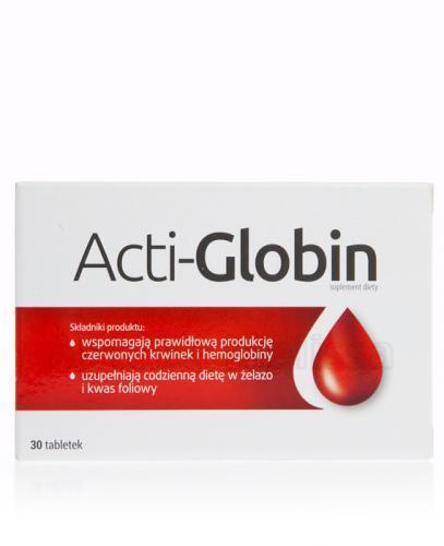 ACTI-GLOBIN - 30 tabl.
