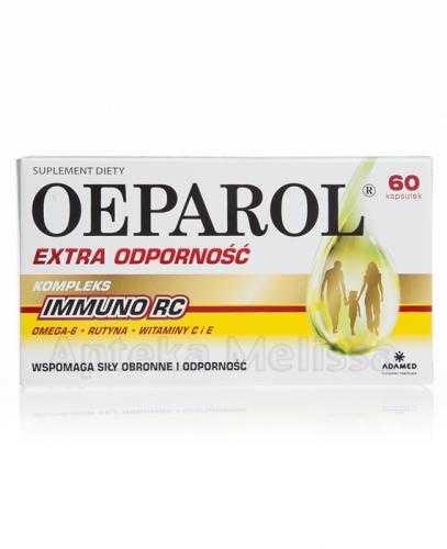 OEPAROL EXTRA ODPORNOŚĆ - 60 kaps.