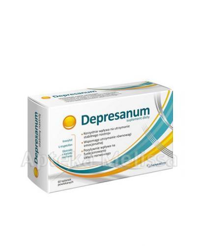 Tabletki Depresanum – Apteka internetowa Melissa