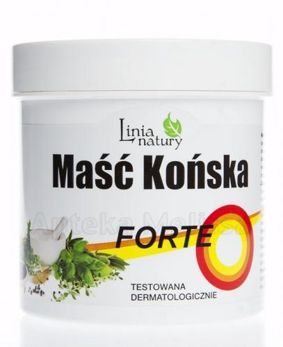 MAŚĆ KOŃSKA Forte - 250 ml - Apteka internetowa Melissa