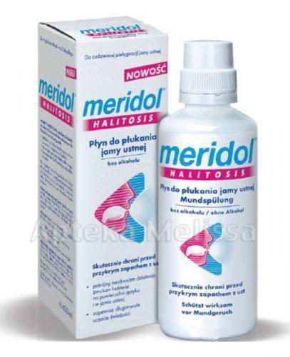 MERIDOL Płyn do płukania jamy ustnej - 400 ml - Apteka internetowa Melissa