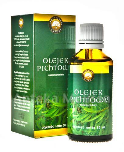 OLEJEK PICHTOWY - 50 ml - Drogeria Melissa
