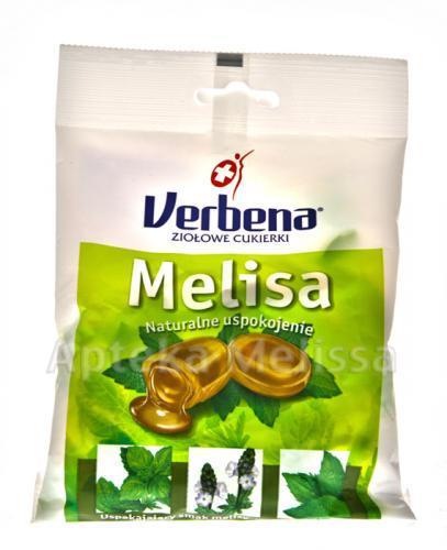 VERBENA Melisa - 60 g - Apteka internetowa Melissa