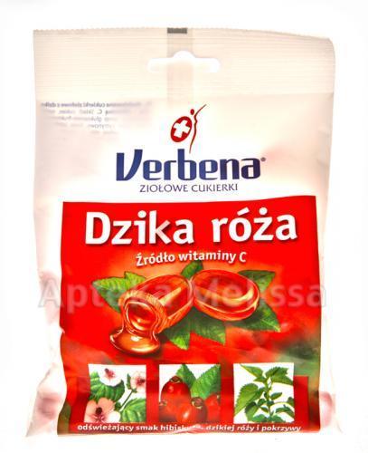 VERBENA Dzika Róża - 60 g - Drogeria Melissa