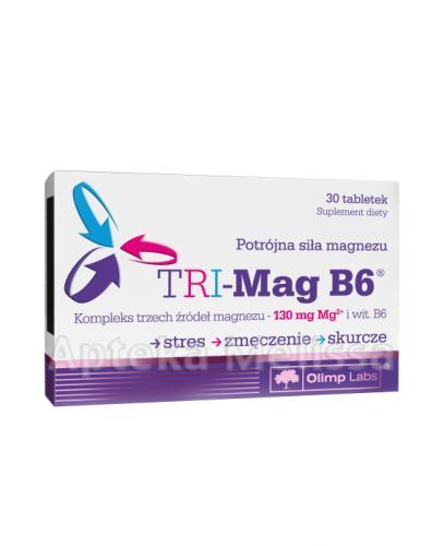OLIMP TRI-MAG B6 - 30 tabl.