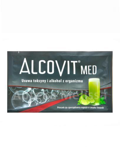 ALCOVIT Med - 15 g - Apteka internetowa Melissa