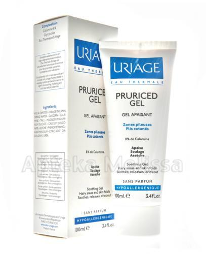 URIAGE PRURICED Żel - 100 ml - Apteka internetowa Melissa