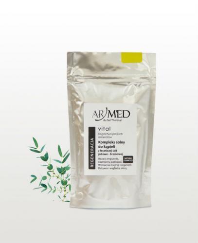 ARMED Regeneracja Kompleks solny do kąpieli z leczniczej soli jodowo-bromowej - 140 g