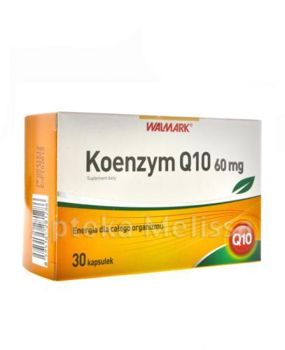 WALMARK KOENZYM Q10 60 mg - 30 kaps. - Apteka internetowa Melissa