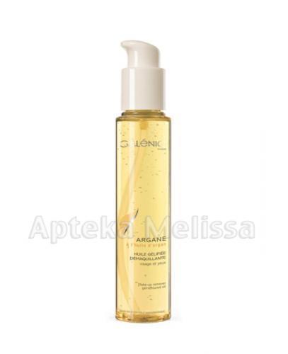 GALENIC ARGANE Żelowy olejek do demakijażu twarzy i oczu - 125 ml - Apteka internetowa Melissa