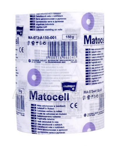 WATA CELULOZOWA Lignina Rulon - 150 g - Apteka internetowa Melissa