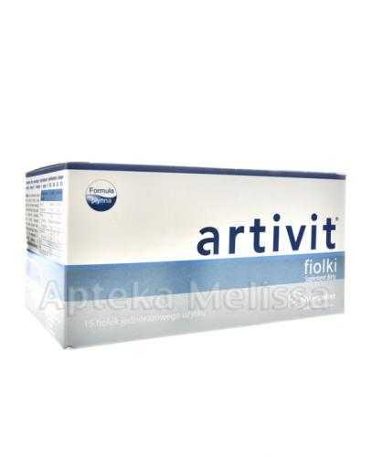 ARTIVIT - 15 fiol.