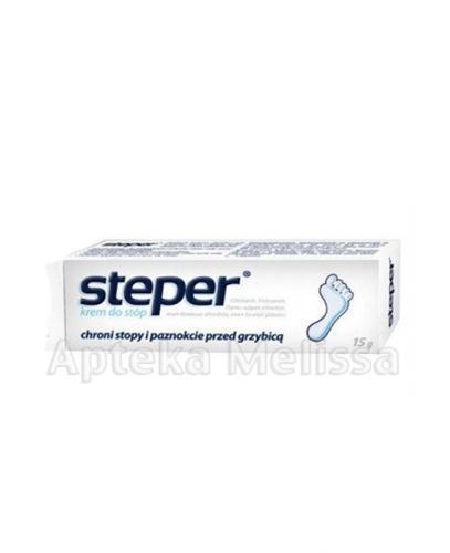 STEPER Krem - 15 g