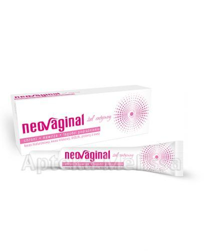 NEOVAGINAL Żel intymny - 50 ml - Drogeria Melissa