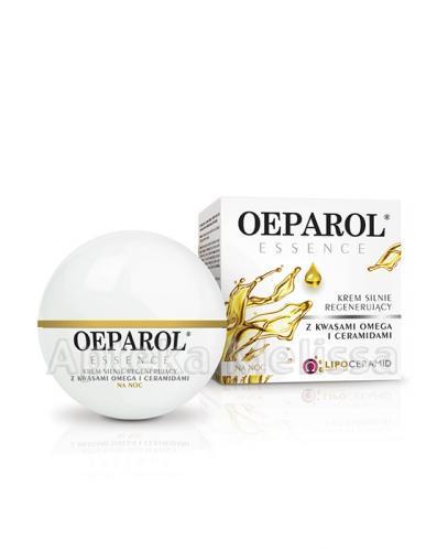 OEPAROL ESSENCE Krem silnie regenerujący na noc - 50 ml - Apteka internetowa Melissa