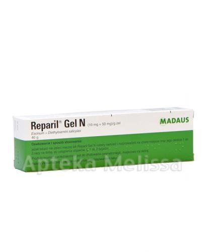 REPARIL GEL N - 40 g - Apteka internetowa Melissa