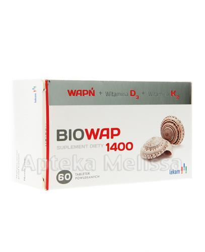 BIOWAP 1400 - 60 tabl.  - Apteka internetowa Melissa