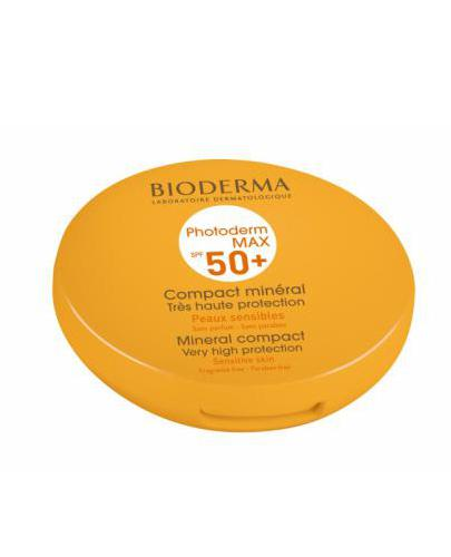 BIODERMA PHOTODERM MAX COMPACT Kolor jasny SPF50+ - 10 g