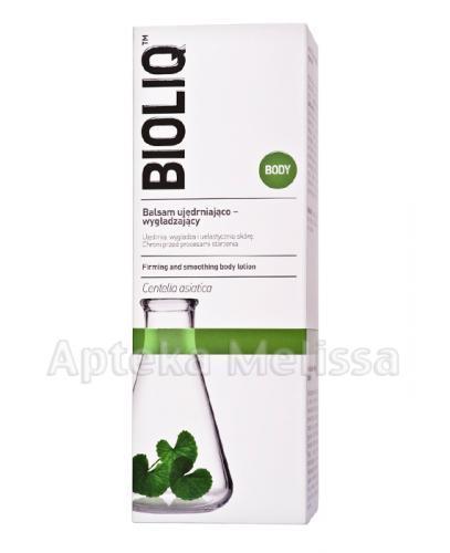 BIOLIQ BODY Balsam ujędrniająco-wygładzający - 180 ml