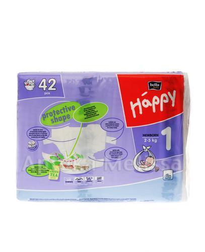 HAPPY Newborn 2-5 kg - 42 szt. - Apteka internetowa Melissa