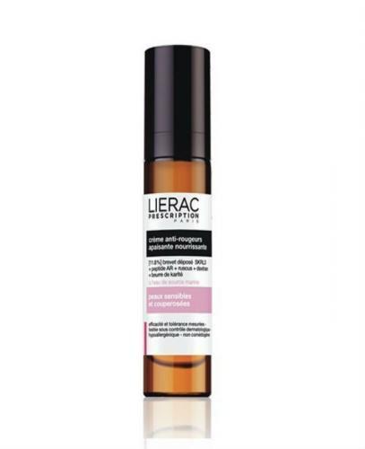 LIERAC PRESCRIPTION Krem redukujący zaczerwienienia skóra wrażliwa i naczynkowa - 40 ml - Apteka internetowa Melissa