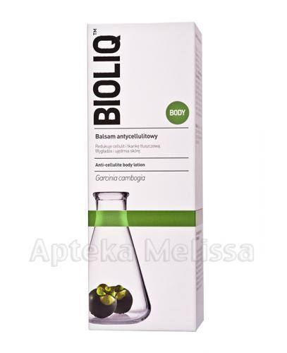 BIOLIQ BODY Balsam antycellulitowy - 180 ml - Apteka internetowa Melissa