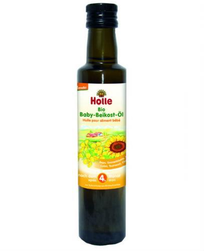 HOLLE Olej dla dzieci BIO - 250 ml - Apteka internetowa Melissa