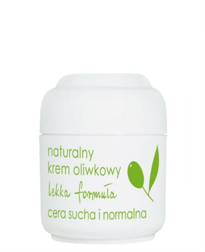 ZIAJA OLIWKOWA Naturalny krem oliwkowy lekka formuła - 50 ml - Apteka internetowa Melissa
