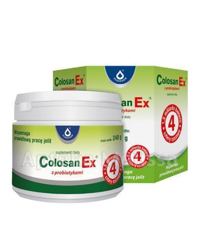 OLEOFARM COLOSAN EX Blonnik z probiotykami - 240 g