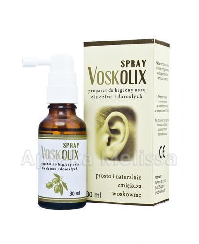 VOSKOLIX  Spray do uszu - 30 ml - Apteka internetowa Melissa