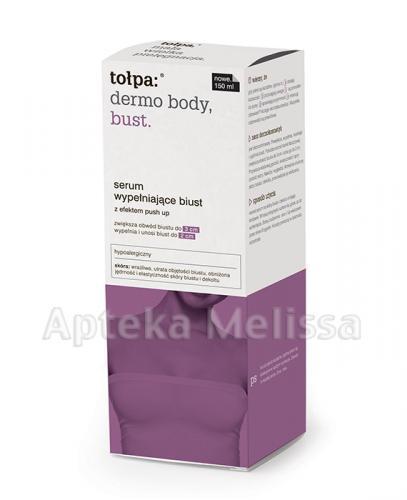 TOŁPA DERMO BODY BUST Serum wypełniające biust - 150 ml  - Apteka internetowa Melissa