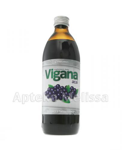 VIGANA ACAI Sok - 500 ml  - Apteka internetowa Melissa
