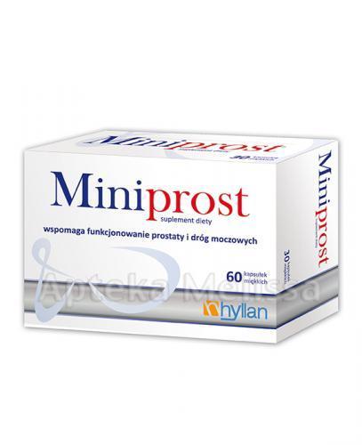 MINIPROST - 60 kaps. - Apteka internetowa Melissa