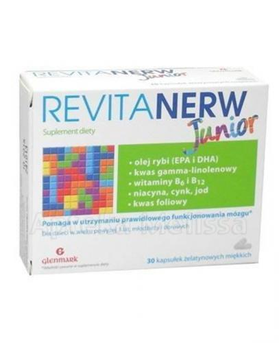 REVITANERW JUNIOR - 30 kaps.