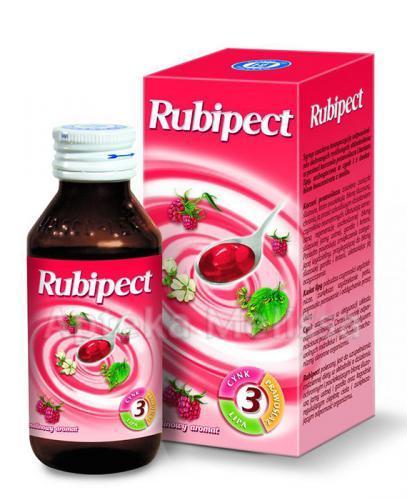 RUBIPECT Syrop - 125 g - Apteka internetowa Melissa