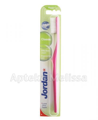 JORDAN CLASSIC HARD Szczoteczka do zębów - 1 szt. - Drogeria Melissa