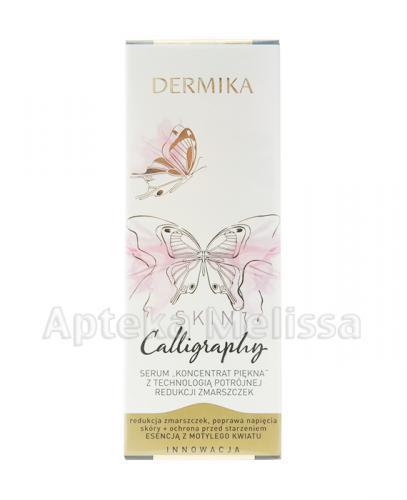 DERMIKA SKIN CALLIGRAPHY Serum koncentrat piękna z technologią potrójnej redukcji zmarszczek - 30 ml  - Apteka internetowa Melissa