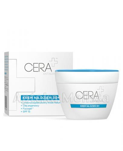 CERA PLUS ANTIAGING Krem na dzień 30+ - 50 ml - Apteka internetowa Melissa