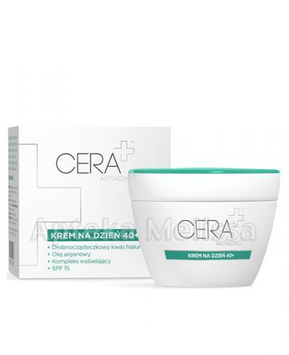 CERA PLUS ANTIAGING Krem na dzień 40+ - 50 ml  - Apteka internetowa Melissa