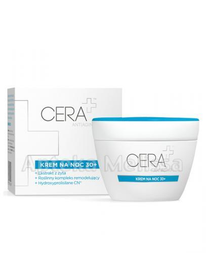 CERA PLUS ANTIAGING Krem na noc 30+ - 50 ml - Apteka internetowa Melissa