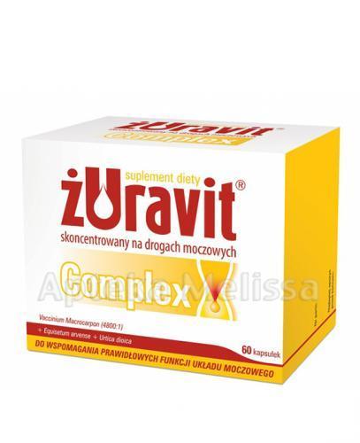 ŻURAVIT COMPLEX - 60 kaps.  - Apteka internetowa Melissa