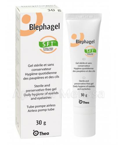 BLEPHAGEL Żel - 30 g  - Apteka internetowa Melissa