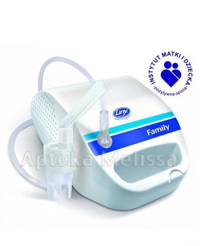 LINY FAMILY Inhalator pneumatyczny - 1 szt. - Apteka internetowa Melissa